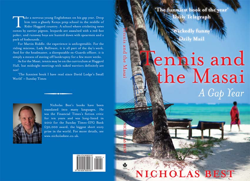 Tennis and the Masai Cover
