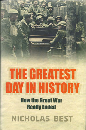 The Greatest Day in History Book Cover