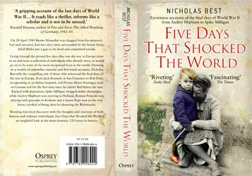 Five Days that shocked the World Cover
