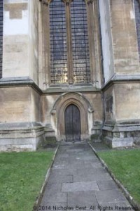 West abbey