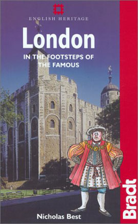 london in famous footsteps